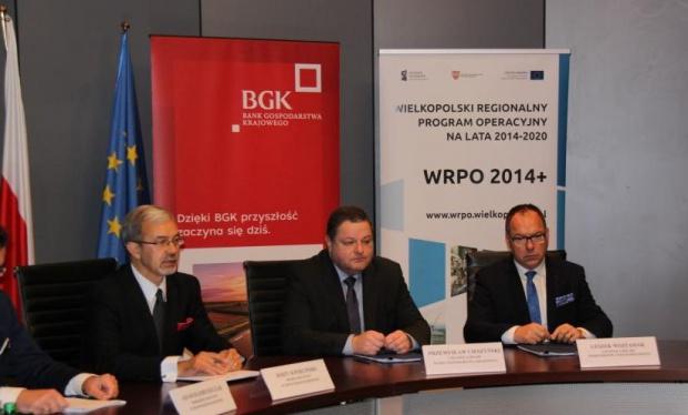 Wielkopolska, BGK: Ponad 516 mln zł z RPO dla firm z regionu