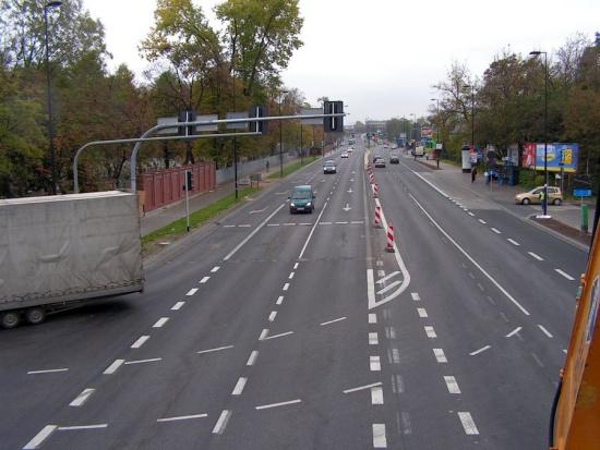 Kraków. Przetarg na przebudowę alei 29 Listopada za ok. 200 mln zł