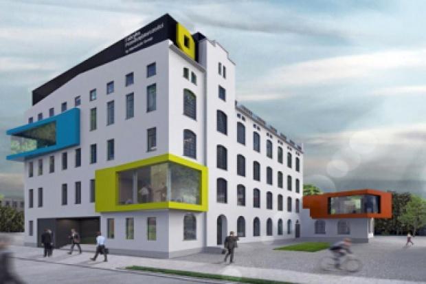 Nowy inwestor, firma Mariański Group planuje utworzenie tu Fabryki Przedsiębiorczośc (fot.mat.prasowe)