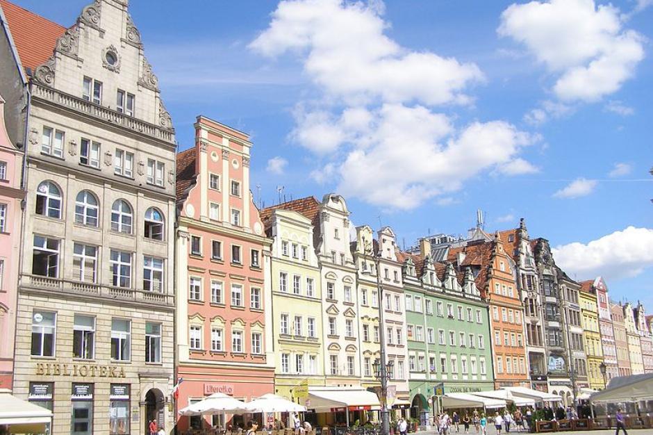 Wrocław: Ulice od nazwisk niemieckich architektów wywołały burzę wśród radnych