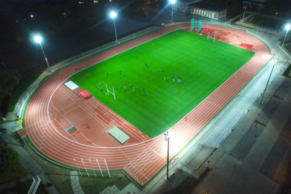 Gdańsk na nowoczesny stadion do rugby i lekkoatletyki