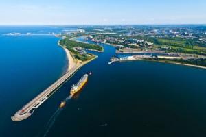 Więcej przeładunków w portach w Szczecinie i Świnoujście