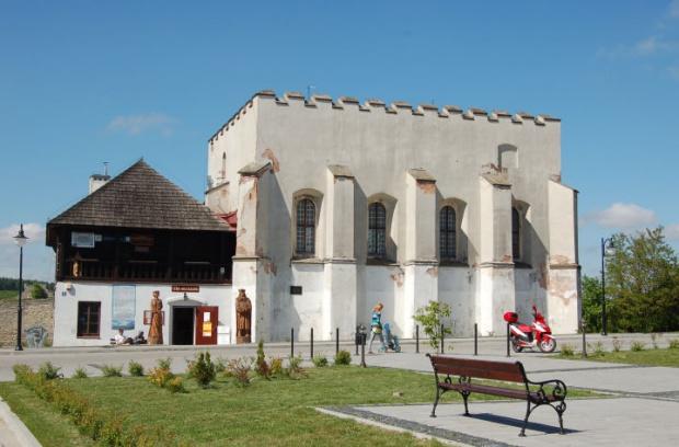 Świętokrzyskie. 8 mln zł z UE dla zabytków Szydłowa