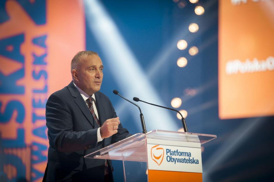 Konsultacje programowe PO ruszają na Mazowszu