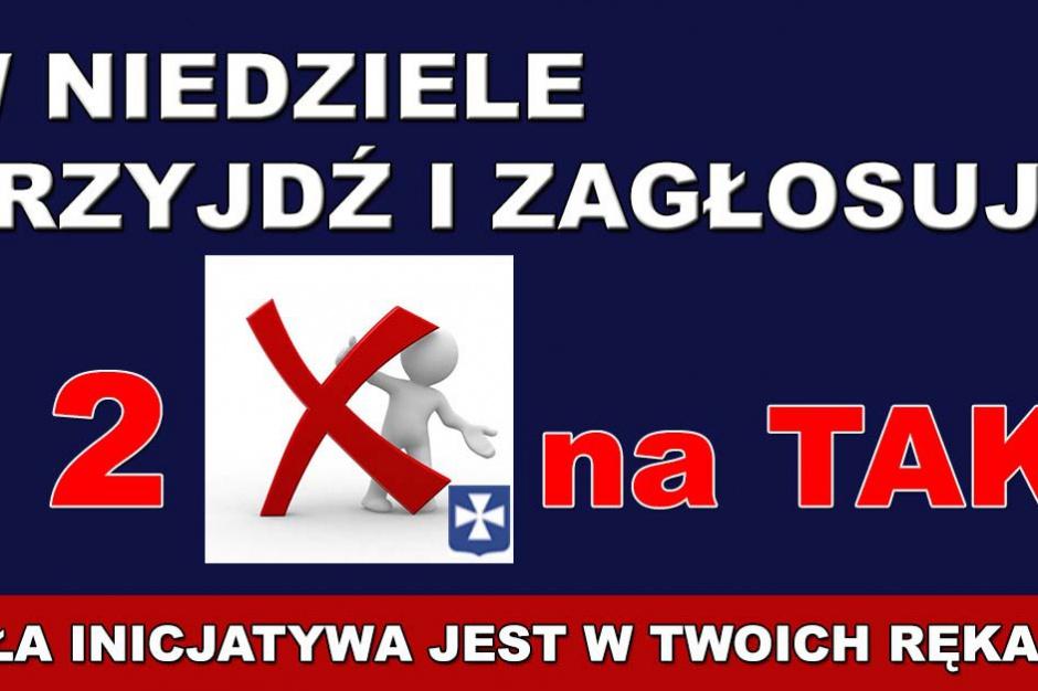 Referendum: Mieszkańcy gminy Krasne nie chcą do Rzeszowa