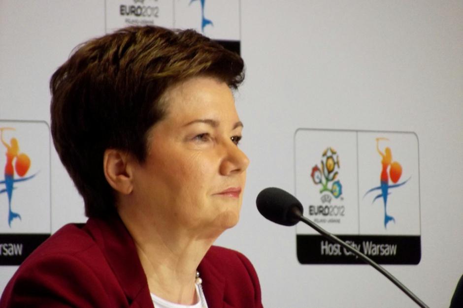 Reprywatyzacja, Sasin: Gronkiewicz-Waltz pod naporem opinii publicznej stwierdza, że złamano prawo