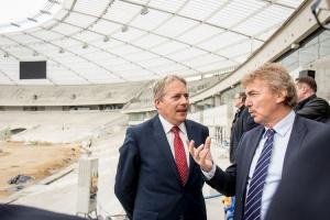 Co Boniek obiecał na Stadionie Śląskim