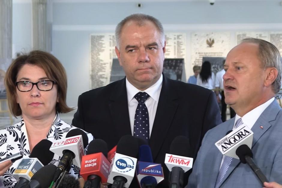 """Sasin kandydatem na prezydenta Warszawy? """"Będę zaszczycony"""""""