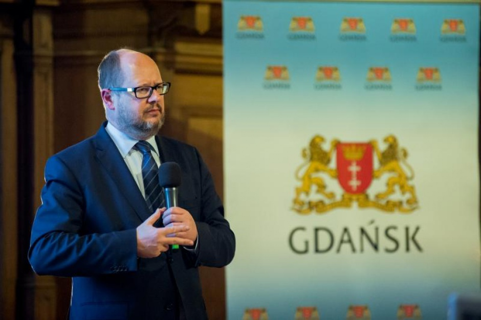Paweł Adamowicz nominowany do nagrody World Mayor 2016
