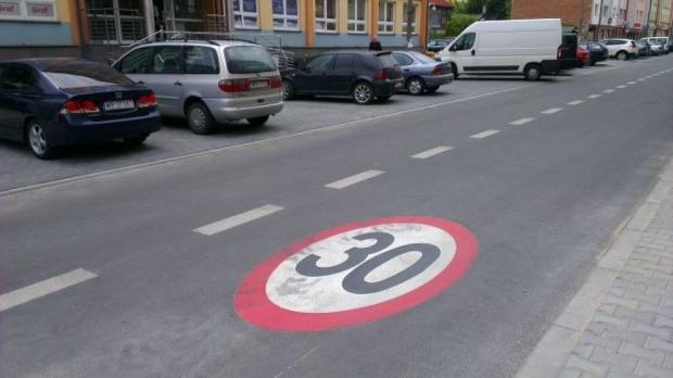 Poznań: Strefa Tempo 30
