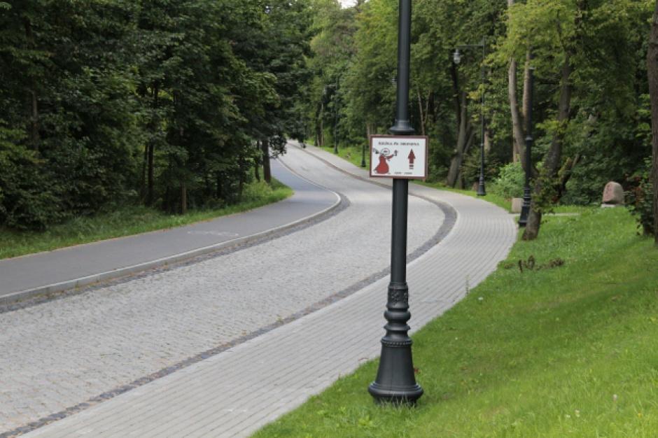 Trasa rowerowa wokół Wielkich Jezior Mazurskich