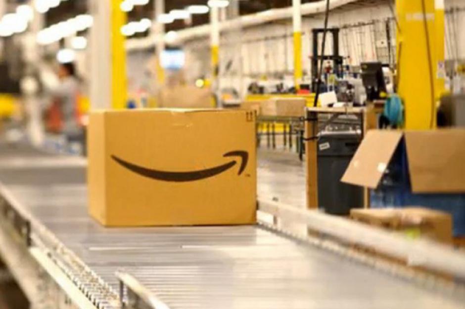 Amazon w Polsce: Gigant otwiera centrum logistyczne na Pomorzu Zachodnim