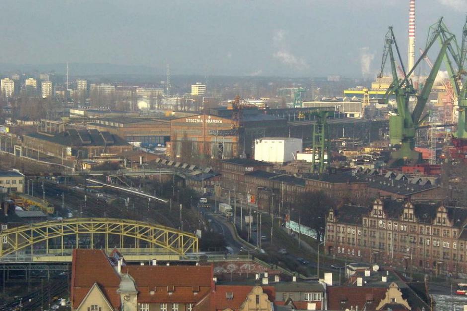 Gdańsk: Stoczniowe dźwigi pozostaną w ewidencji zabytków