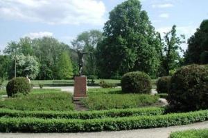 Veolia z prezentem dla Parku Skaryszewskiego
