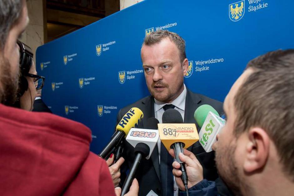 Andrzej Duda spotkał się z mieszkańcami Sosnowca. Zabrakło jednak włodarza miasta. Kto zawinił?