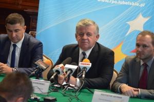 42 firmy w Lubelskim otrzymają prawie 54 mln zł