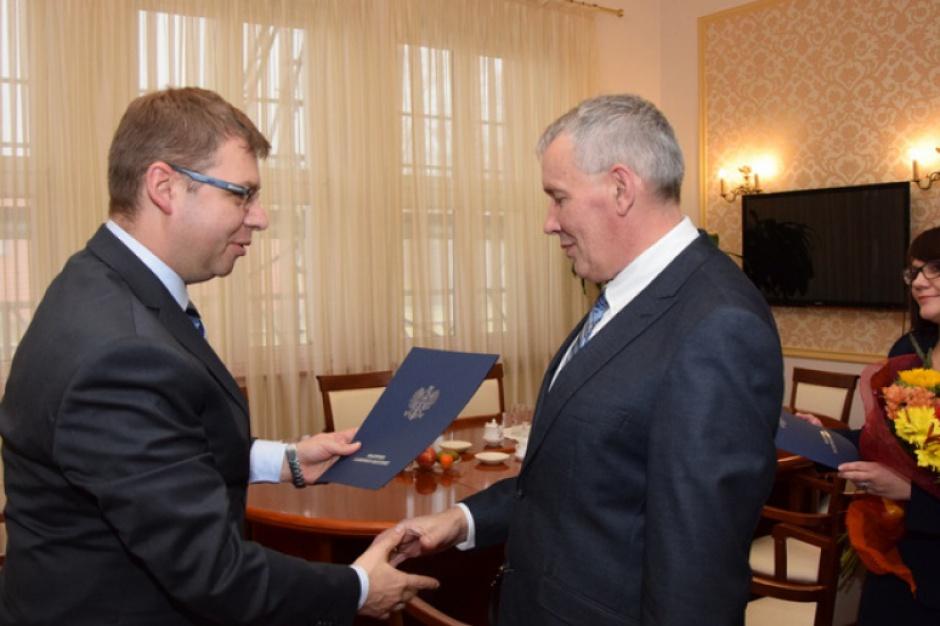 Warmińsko-mazurskie: Dariusz Barton nowym wojewódzkim konserwatorem zabytków