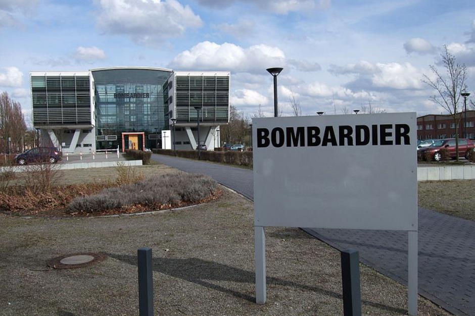 Dolnośląskie: Bombardier rozwija fabrykę i zatrudnia