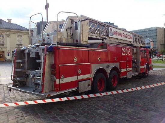 Świnoujście: Nowa jednostka straży pożarnej o terminal LNG