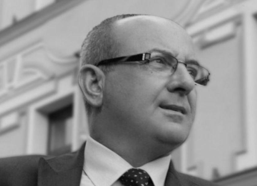 Grzegorz Haraśny zmarł 27 marca (fot.tomaszow-maz.pl)