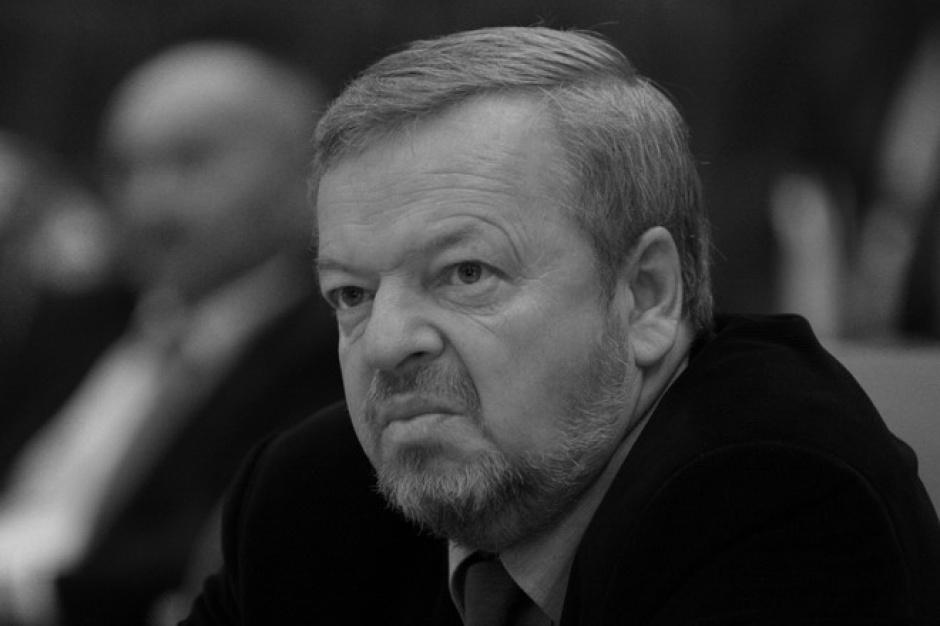 Andrzej Grzyb zmarł 5 lipiec (fot. archiwum UMWP)