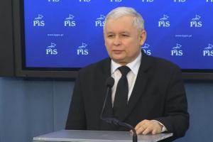 Zmiany w okręgach PiS. Jarosław Kaczyński odwołuje szefów