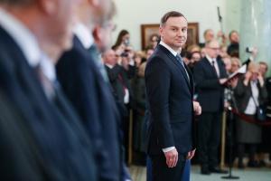 """Komisja weryfikacyjna ds. reprywatyzacji: Andrzej Duda """"za"""""""