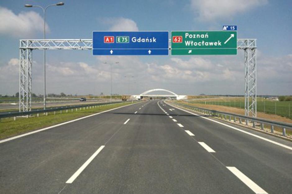 A1 Piotrków-Częstochowa będzie miała po trzy pasy