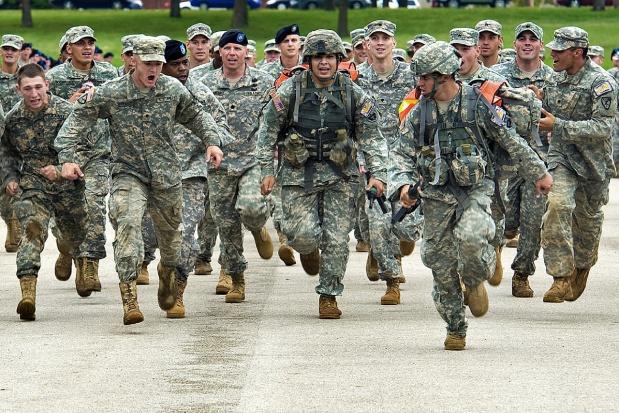 Warmińsko-mazurskie: Pobyt amerykańskich żołnierzy szansą na ożywienie regionu
