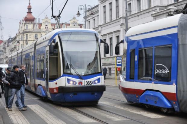 Bydgoszcz wyda pół miliarda na inwestycje tramwajowe
