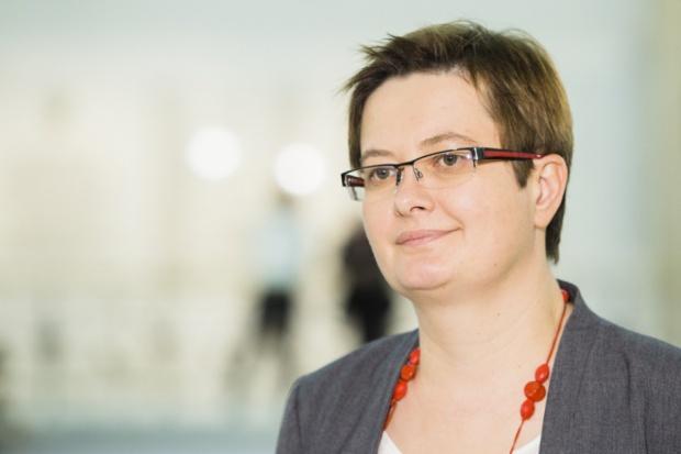 Posłanka Lubnauer (Fot.klub.nowoczesna.org)