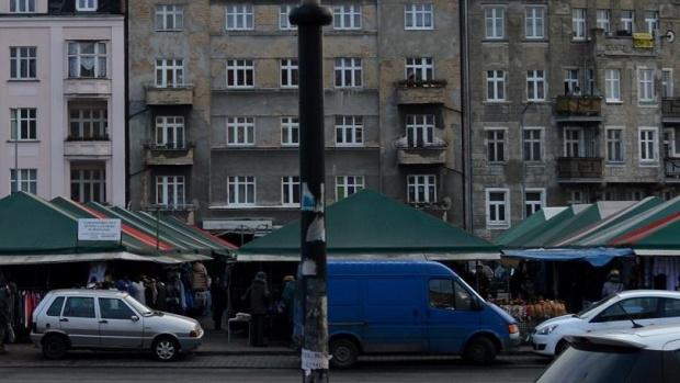 Poznań za 10mlnzł zrewitalizuje Rynek Łazarskiego