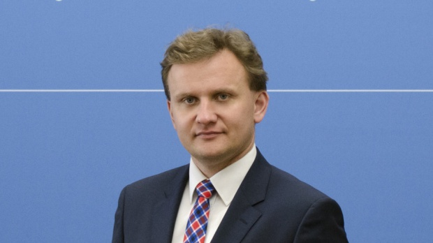 Bartosz Marczuk (fot. mpips,gov.pl)