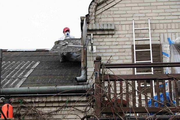 Starogard Gdański pozbył się ponad 66ton azbestu