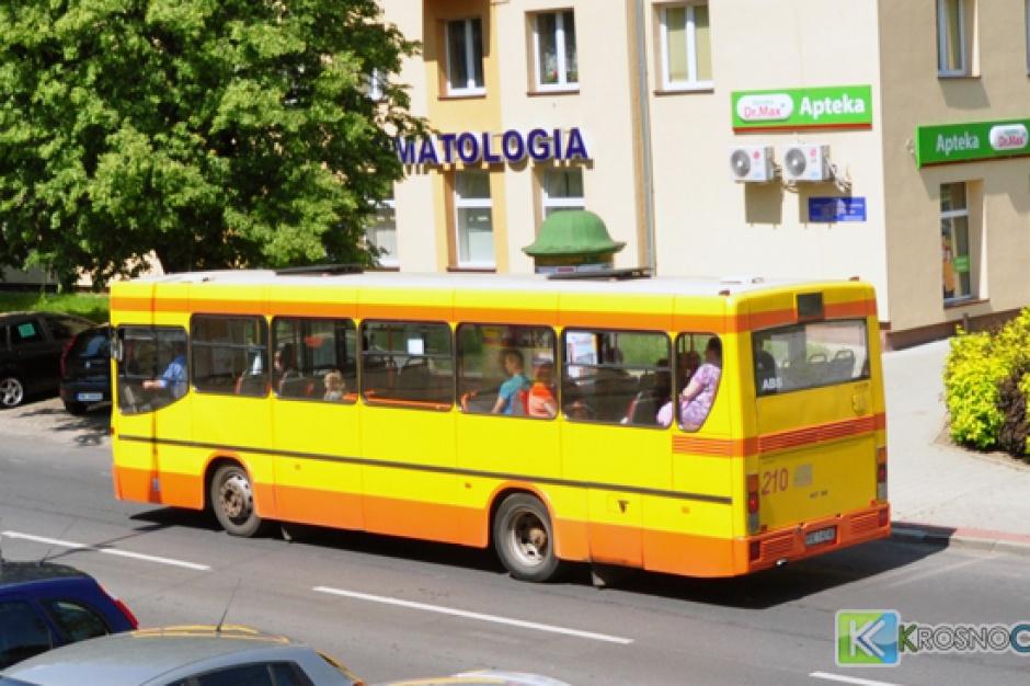 Krosno obniża ceny biletów w autobusach. Na próbę