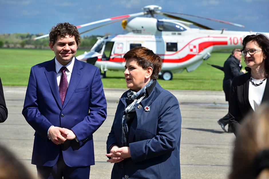 Ze Stalowej Woli o planie Morawieckiego: Jesteśmy przykładem, że mniejsze miasta dostają szansę