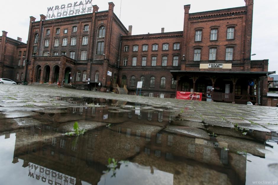 Wrocław: Dworzec Nadodrze wystawiony na sprzedaż
