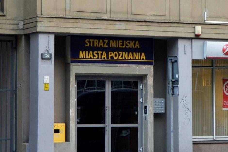 Poznań: Straż miejska w nowej siedzibie