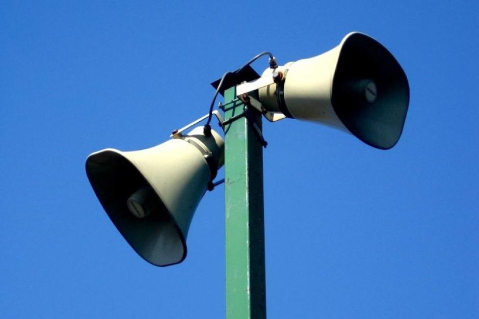 Syreny i komunikaty głosowe w Zielonej Górze. Miasto zmienia system ostrzegania