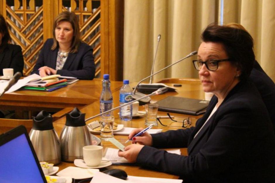 Nauczyciele Roku piszą list do Anny Zalewskiej: Reforma nieprzemyślana i szkodliwa dla edukacji