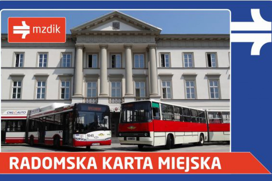 """Radom, ceny biletów: """"Komunikacja miejska musi być smart''"""