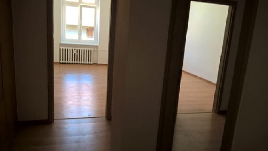 Mieszkania zostały wyremontowane na zlecenie Zakładu Gospodarki Mieszkaniowej. (fot. UM Toruń)