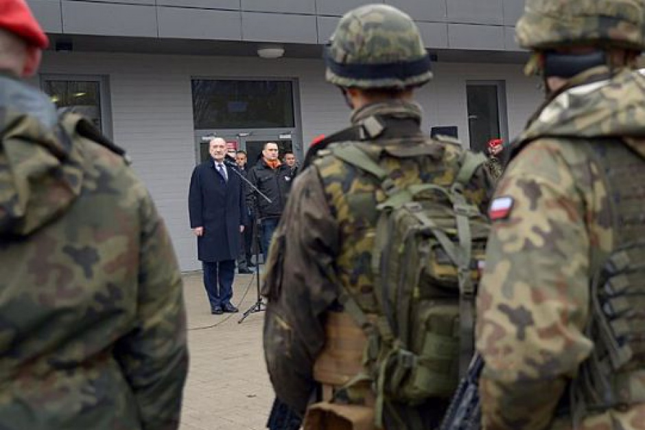 Do szkół wróci przysposobienie wojskowe?