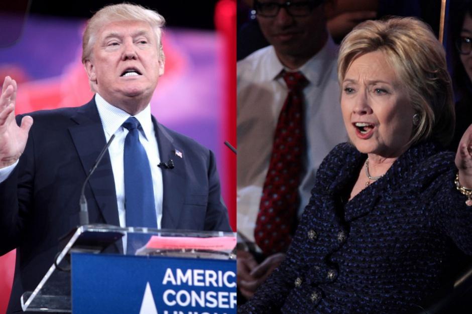 Wybory w USA: Hillary Clinton czy Donald Trump - kto lepszym prezydentem