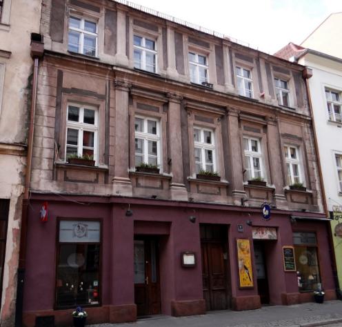Odnowiony budynek przy ul. Świętoslawskiej. Fot. Poznań.pl