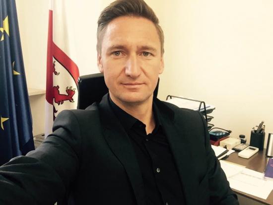 Olgierd Geblewicz  - Marszałek województwa Zachodniopomorskie po wyborach samorządowych 2014