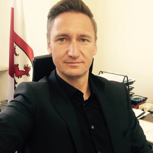 Olgierd Geblewicz  - Marszałek województwa Sejmik Województwa Zachodniopomorskiego  po wyborach samorządowych 2014