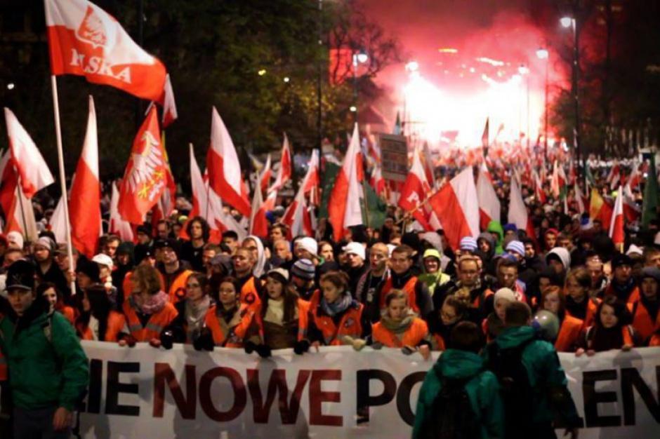 11 listopada, manifestacje: Tysiące ludzi wyjdzie na ulice miast całej Polski w święto Niepodległości