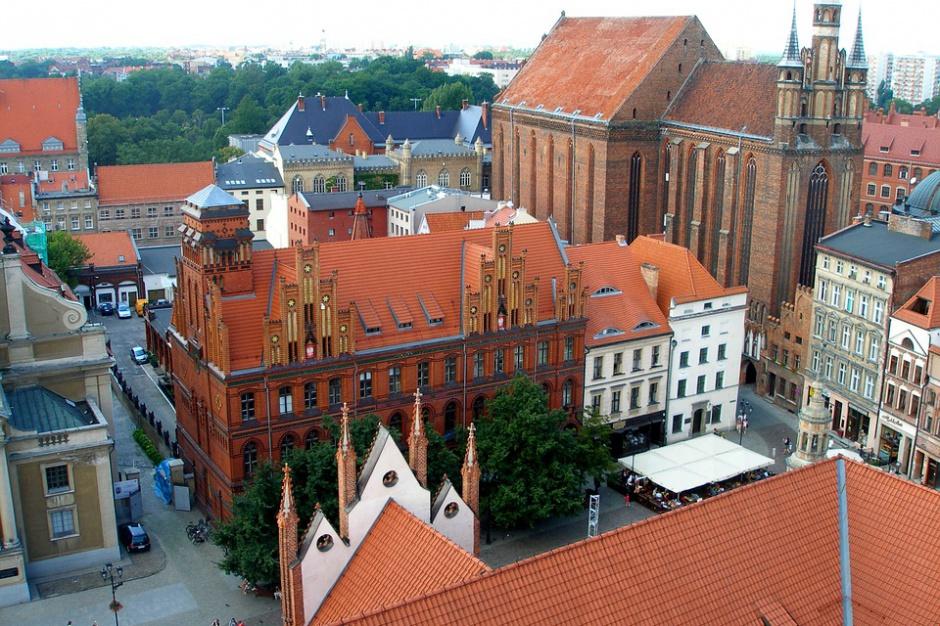 Toruń: Falochron dla młodych mieszkańców