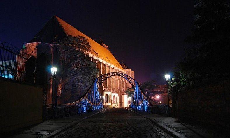 Kościół Najświętszej Marii Panny na Piasku. Fot. Fotopolska.eu